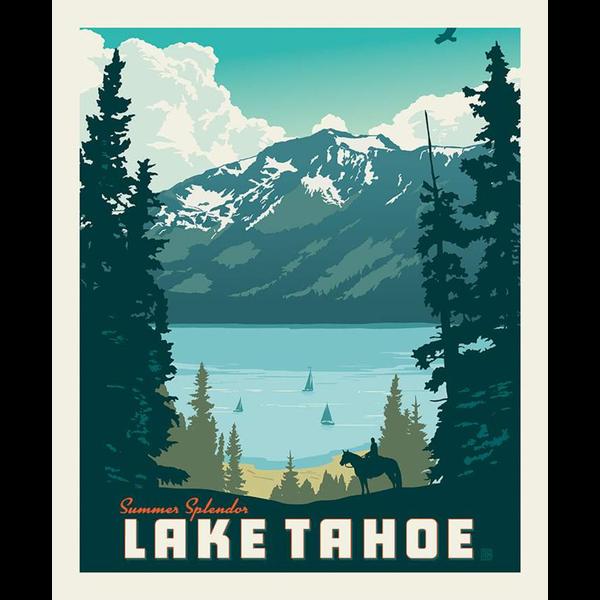 RB - PANEL / Destination / Lake Tahoe