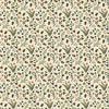 Northcott - Bee Kind / Floral & Bee Toss / Cream / 23785-11