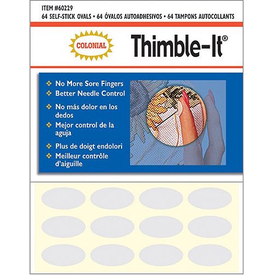 Thimble - It  (64pc) Finger Thimble Adhesive