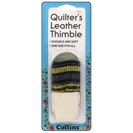 Collins -  Leather Thimble