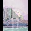 Paintbrush Studios - MODERN LANDSCAPES PANEL / Phantom Limbs / 120-21520