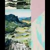 Paintbrush Studios - MODERN LANDSCAPES PANEL / Promised / 120-21518