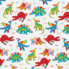 Paintbrush Studios - Super Dino / Dinosaurs / White / 120-21803