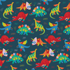 Paintbrush Studios - Super Dino / Dinosaurs / Navy / 120-21802