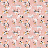 Paintbrush Studios - Tails and Whiskers / Cats / Pink / 120-21624