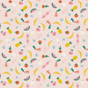 Paintbrush Studios - Animal Alphabet / Fruity / Pink / 120-21829
