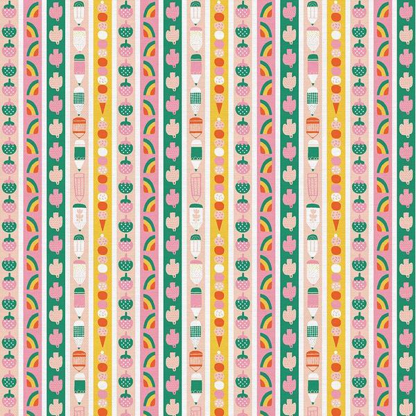 Paintbrush Studios - Animal Alphabet / Stripe / 120-21827