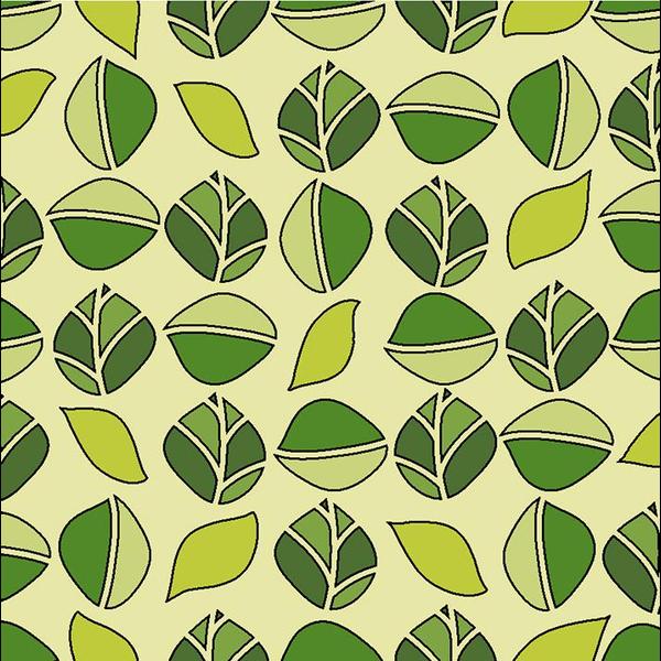 Paintbrush Studios - Menagerie / Leaves / Green / 120-99751