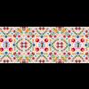 RK - Frida Kahlo / Frida In Flowers / 19611-1 White