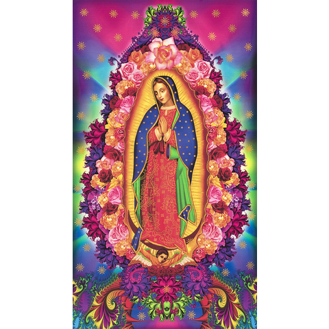 RK - PANEL - Inner Faith / Large / Lady of Guadalupe / 19216-195 BRIGHT