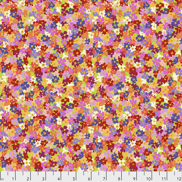 Free Spirit - Lorraine Turner - Migration / Butterfly Bush Petals / PWLT019.MULTI
