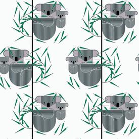 Organic - Charlie Harper - Nurture / Koko Bear / BIFK-CH-81