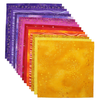 Layer Cake - (42pc) 10x10 Inch Squares / Laurel Burch / Galaxy