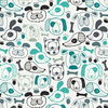 AGF - Oh Woof - Woof This Way / Teal / OHW-68691