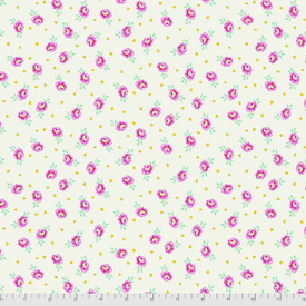 Tula Pink -  Curiouser and Curiouser / Baby Buds / PWTP167.SUGAR