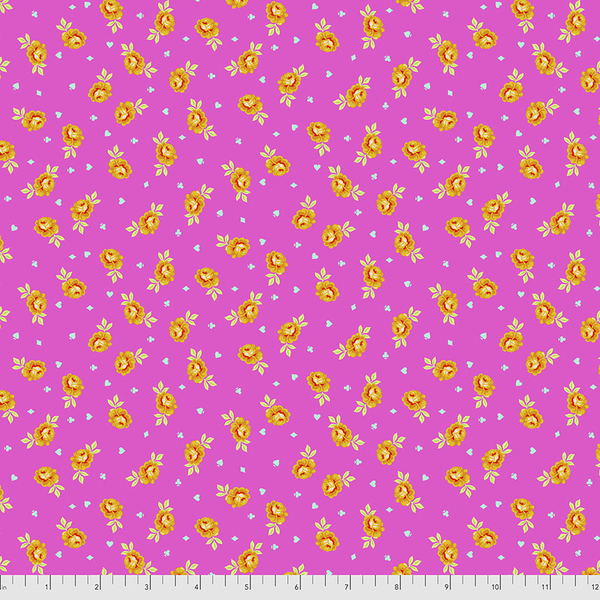 Tula Pink -  Curiouser and Curiouser / Baby Buds / PWTP167.WONDER