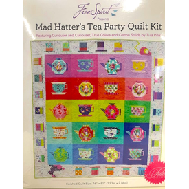 Tula Pink - Quilt Kit / Mad Hatter