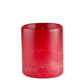 Aura Luminary - Red - 4.25 x 4.75