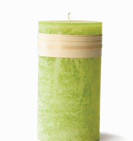 Timber Candle - 3.25 x 6 - Green Grape - Vance Kitira