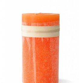 Timber Candle 3.25x6 Tangerine -  Vance Kitira