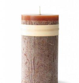 Timber Candle 3.25x9 - Caramel - Vance Kitira