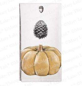 Pumpkin Towel - Single Towel