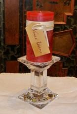 Timber Candle 3.25x6 Cranberry - Vance Kitira