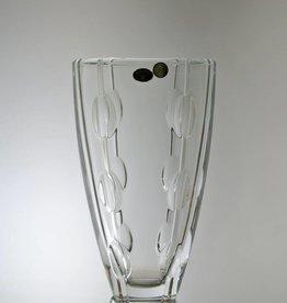 """Bohemia Crystal -11"""" Vase"""