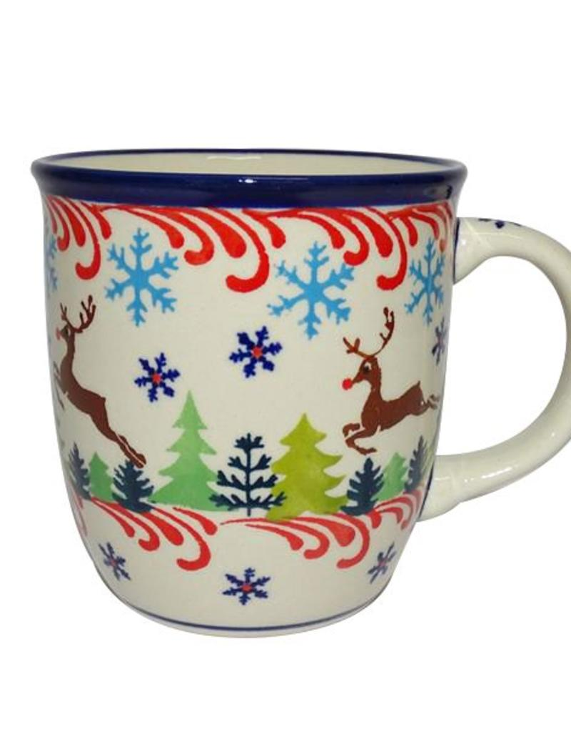 Mug - Prancing Deer