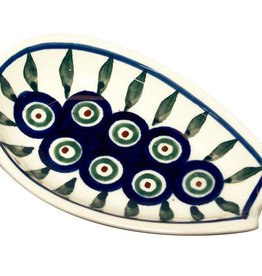 Spoon Rest - Peacock