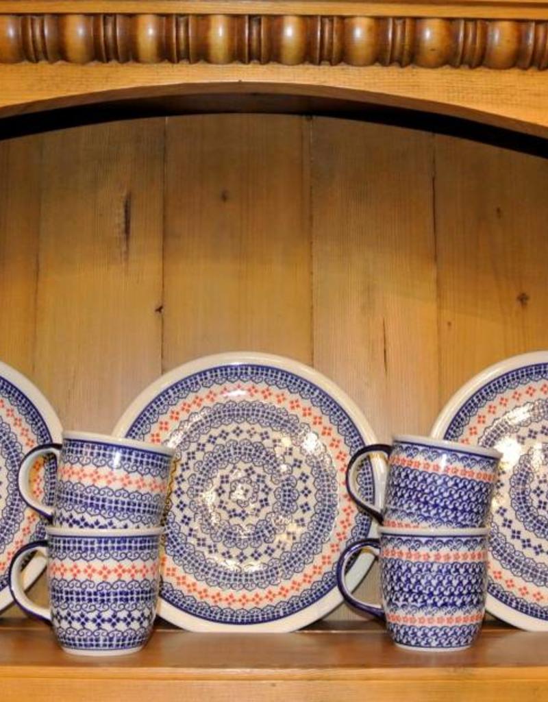 Jacobean hutch - small - Standard Wax