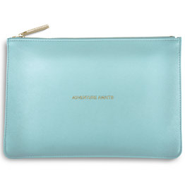 Katie Loxton PP - Adventure Waits Metallic Aqua
