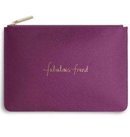 Katie Loxton PP - Fabulous Friend Cerise Pink
