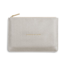 Katie Loxton PP - Champagne Please - Champagne Shimmer