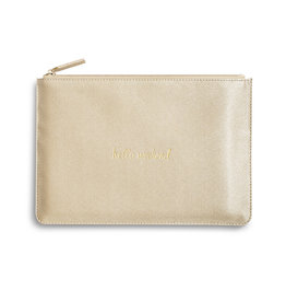 Katie Loxton PP - Hello Weekend Gold Shimmer