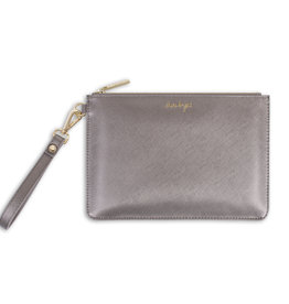 Katie Loxton SMP - Shine Bright Metallic Charcoal