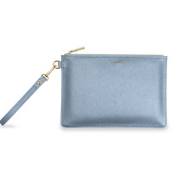 Katie Loxton SMP - Be Happy Metallic Blue