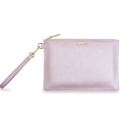 Katie Loxton SMP - BE-YOU-TIFUL Metallic Lilac