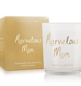 Katie Loxton KL metallic Candle Marvelous Mom