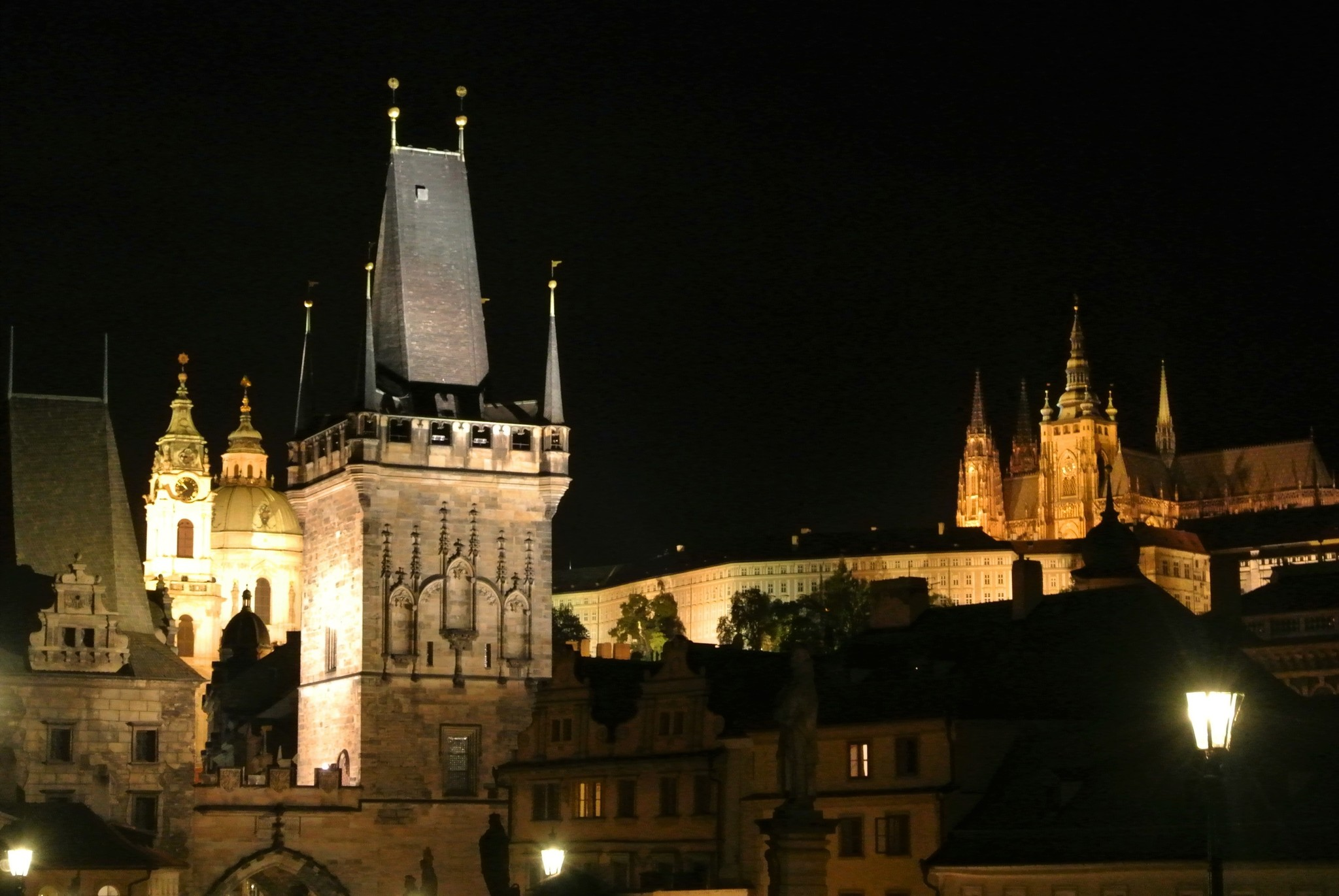 Going To Prague?