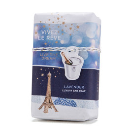 Live the Dream - Lavender -Mistral Les Sentiments Soap