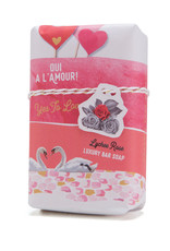 Yes to Love - Lychee Rose - Mistral Les Sentiments Soap