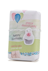 Happy Birthday - Vanilla Cake - Mistral Les Sentiments Soap