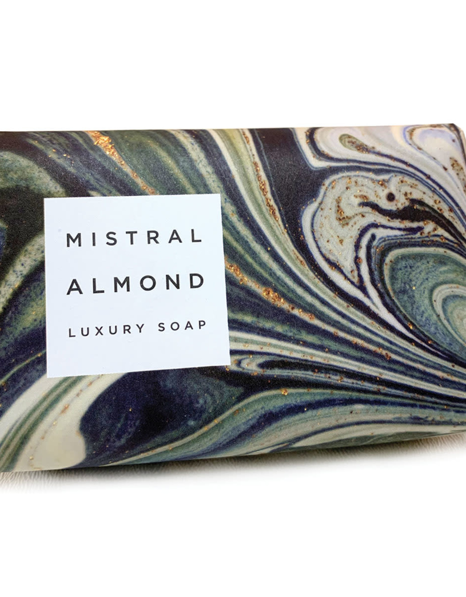 Almond - Mistral Marble Collection Soap