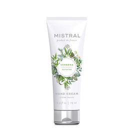 Verbena Hand Cream - Mistral Classic Collection - 2.5 oz/75 ml