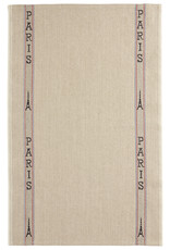 "Charvet Editions - Paris Bistro/Tea Towel - 18""x 30"""