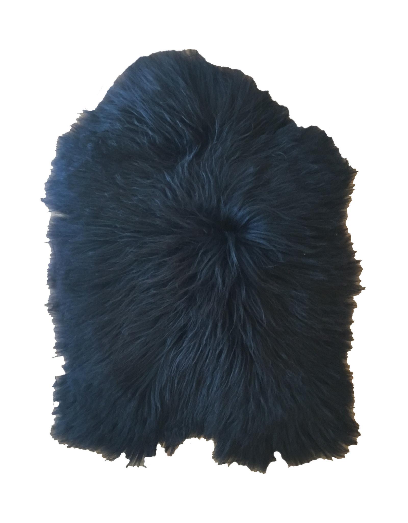 Sheepskin Rug - Iceland Black/Brown