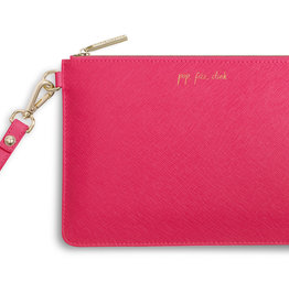 Katie Loxton SMP - Pop Fizz Clink/It's Time to Drink - Fuchsia Pink
