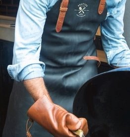 Blue - Crafted Vintage Leather Apron