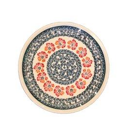Salad Plate - Flowers